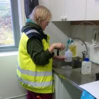 PeOVA - Livsmedelshygien Provtagning Rå och dricksvatten